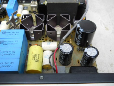 conrad-johnson PV5 preamp overhaul