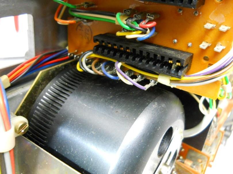 circuit board revox a77 with motor