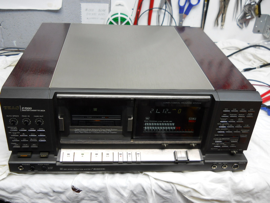 Blog furthermore 271257559161 besides Teac Z 7000 Master Cassette Deck Dragon Slayer together with Teac reel to reel cassette also 191232250413. on teac cassette blank tapes
