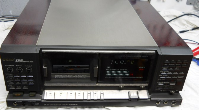 service manual teac z7000 | REEL ANALOG AUDIO - REAL ANALOG