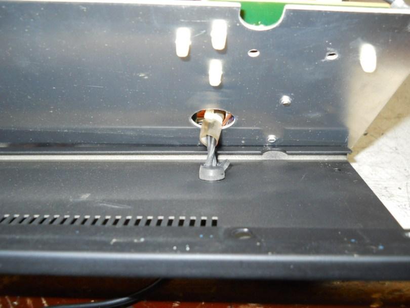 power suppy Teac Z-7000 Master Cassette Deck