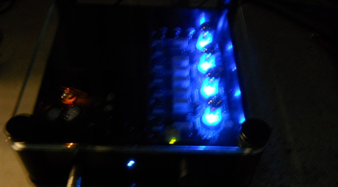 FEEL HP2000 FET CHINESE hybrid tube FET amplifier