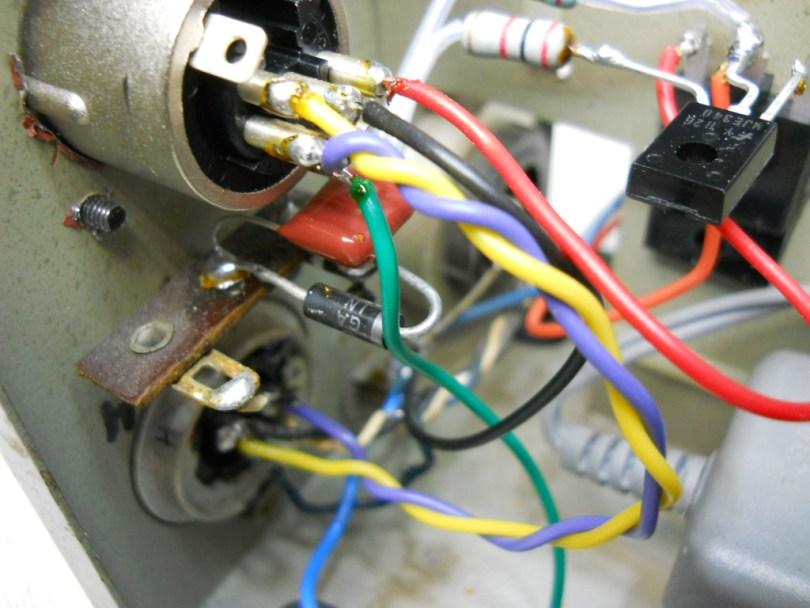 neumann U47 power supply unit modification with Heater and HV Regulator