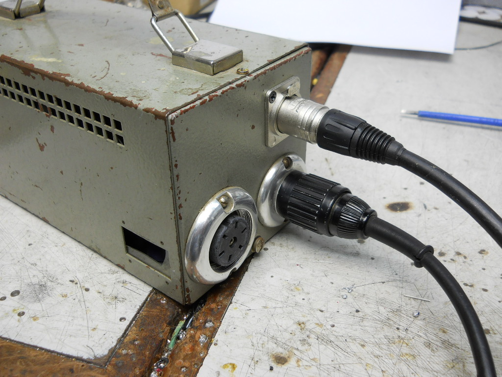 neumann U47 power supply PSU completed