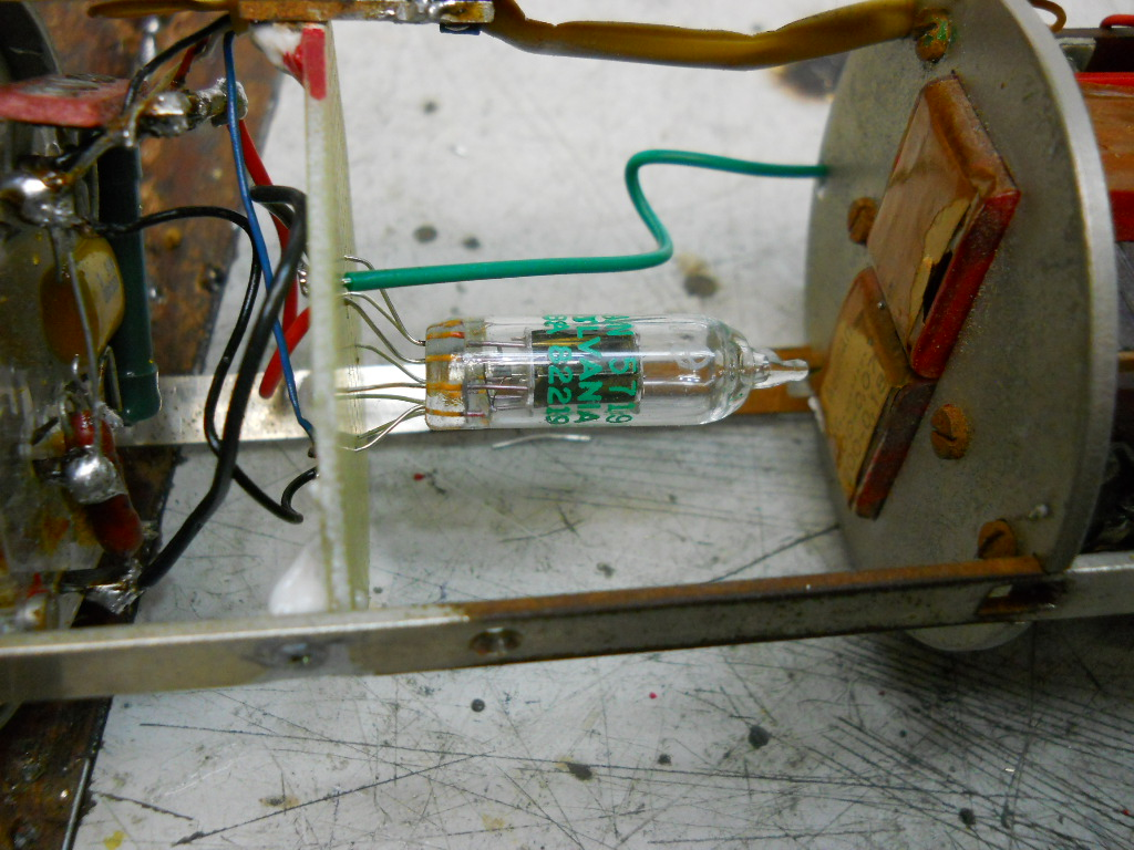 high gain triode tube replacement u47 neumann