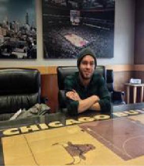 Bulls' Vines creator Travis Rime Brooks