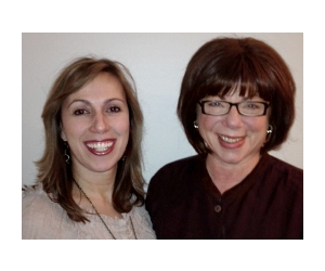 Hilly Reps' Sonya Blum and Hillary Herbst