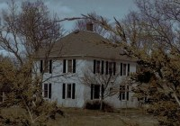 Supernatural activities occur in Galena farmhouse