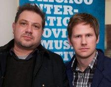 CIMMfest founders Ilko Davidov and Josh Chicoine