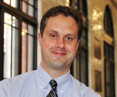 Jeff McCarter, Free Spirit Media founder/executive producer