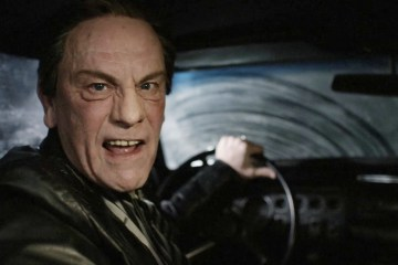 Malkovich as Frank Booth