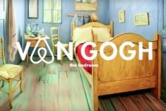 """""""VanGogh BnB"""" for the Art Institute of Chicago by Leo Burnett"""