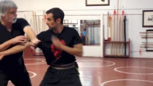 A Bagua Teaching Moment at the Academy thumbnail