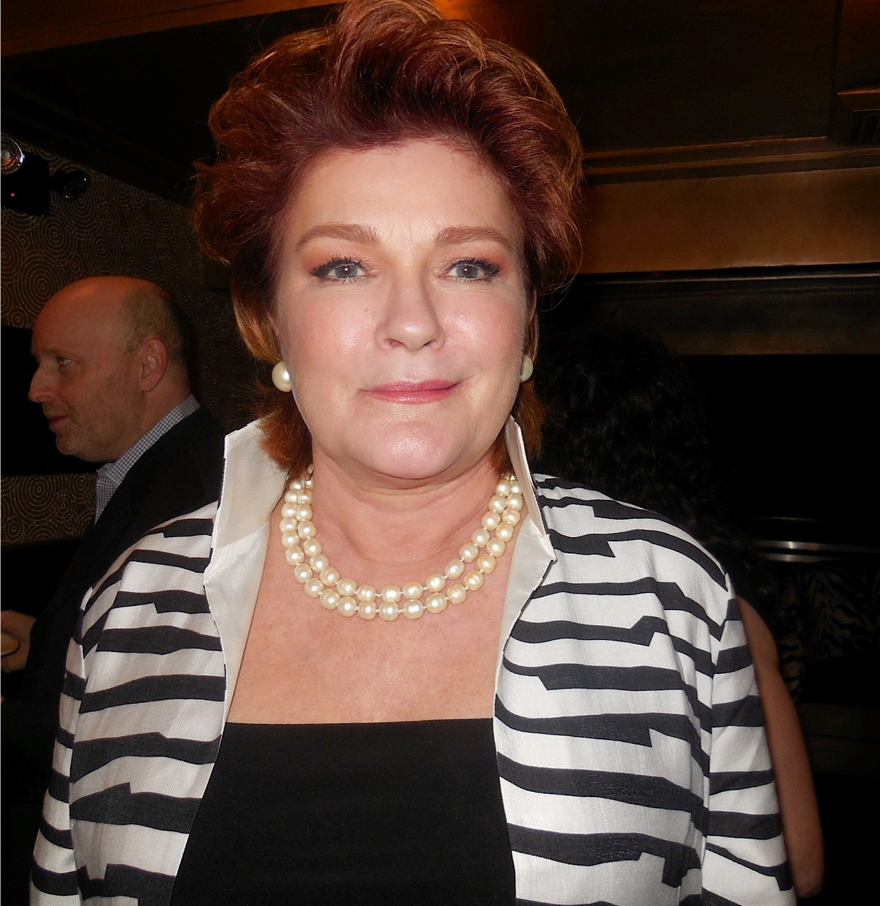 Kate Mulgrew  Reel Life With Jane