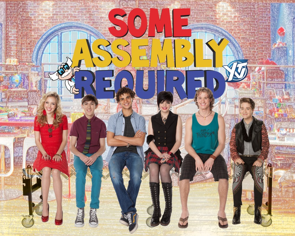 Some Assembly Required Reel Life With Jane