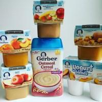 $50 Visa GC giveaway from Gerber & #CookingWithGerber recipes