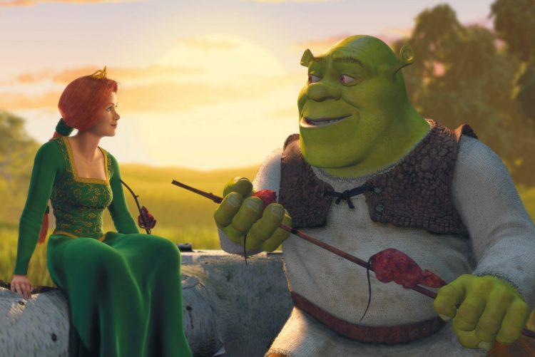 Falling Weed Wallpaper Family Movies This Weekend Shrek Kung Fu Panda 3 And Joy