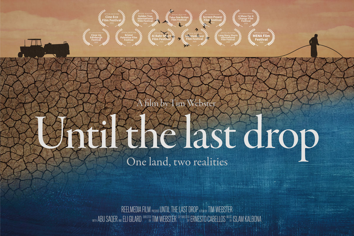 Until the last drop documentary film poster
