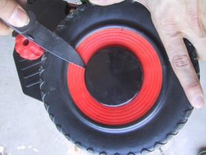 remove hubcap