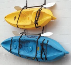 how to store a kayak 2