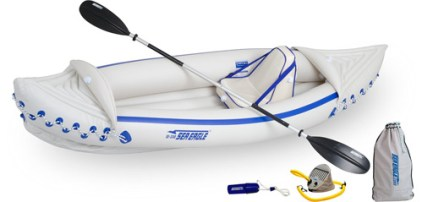 best inflatable fishing kayaks 2