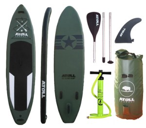 best inflatable sup for fishing 1