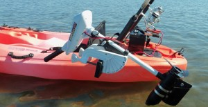best trolling motors for kayaks