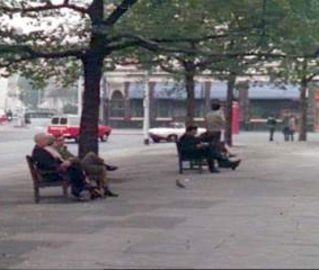Facing Victoria Street From Sloane Square Sw1 The Location Also Appears In Match Point Interlude And Twinky