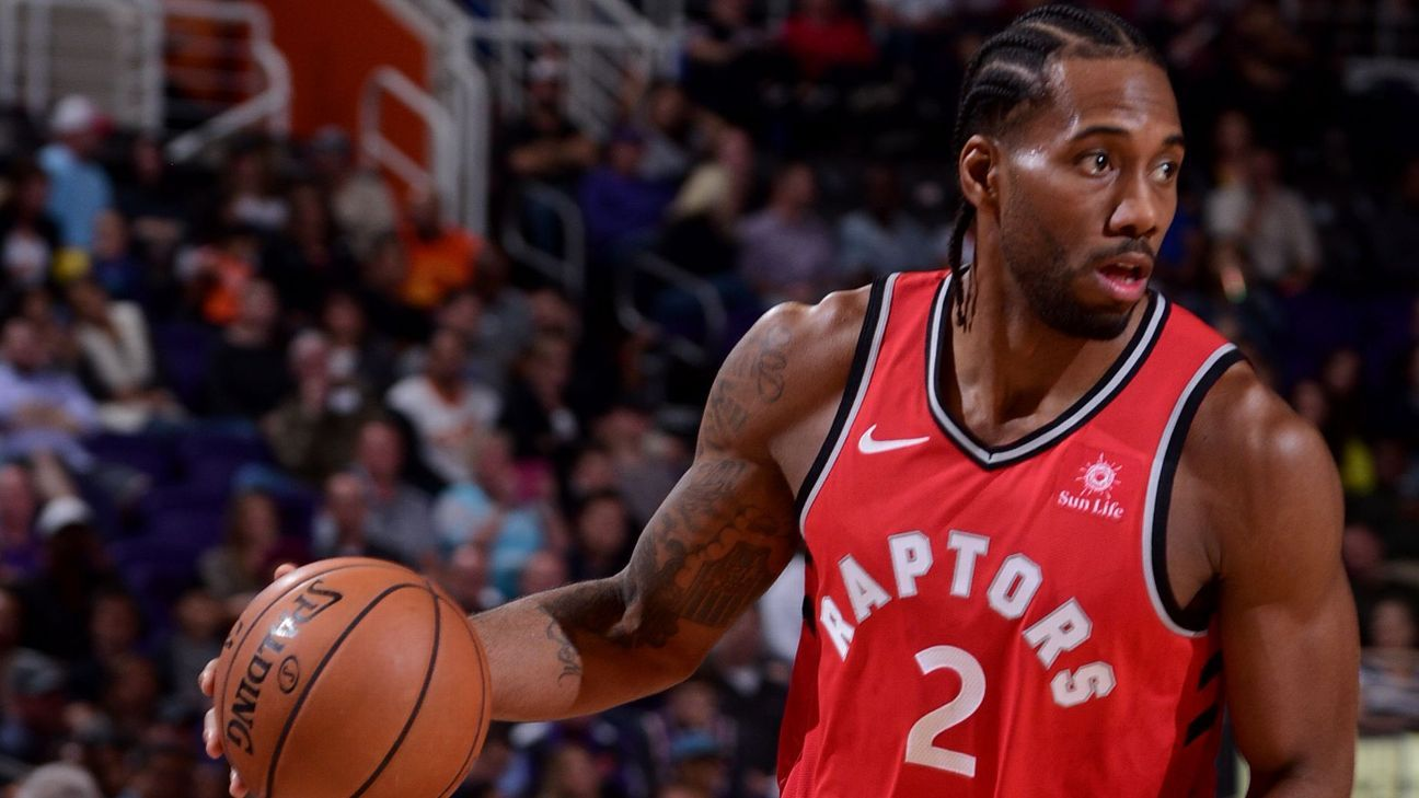 3cee50775a02 NBA All-Star Kawhi Leonard Is The Face of New Balance Basketball With New  Endorsement Deal