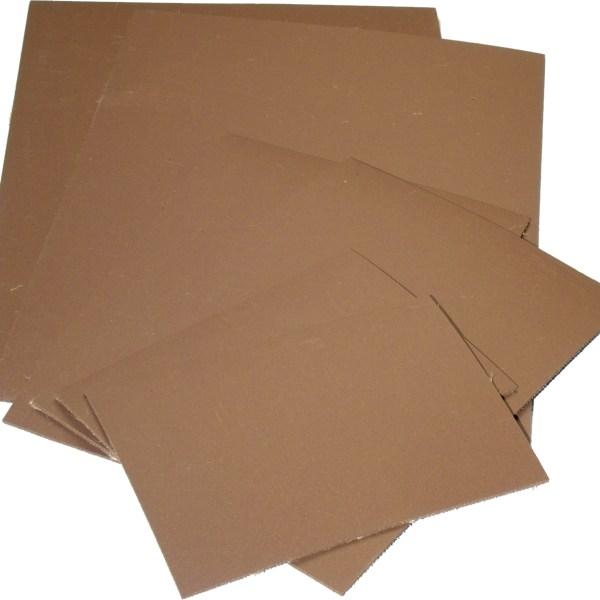 Linoleum Platte in DIN A3