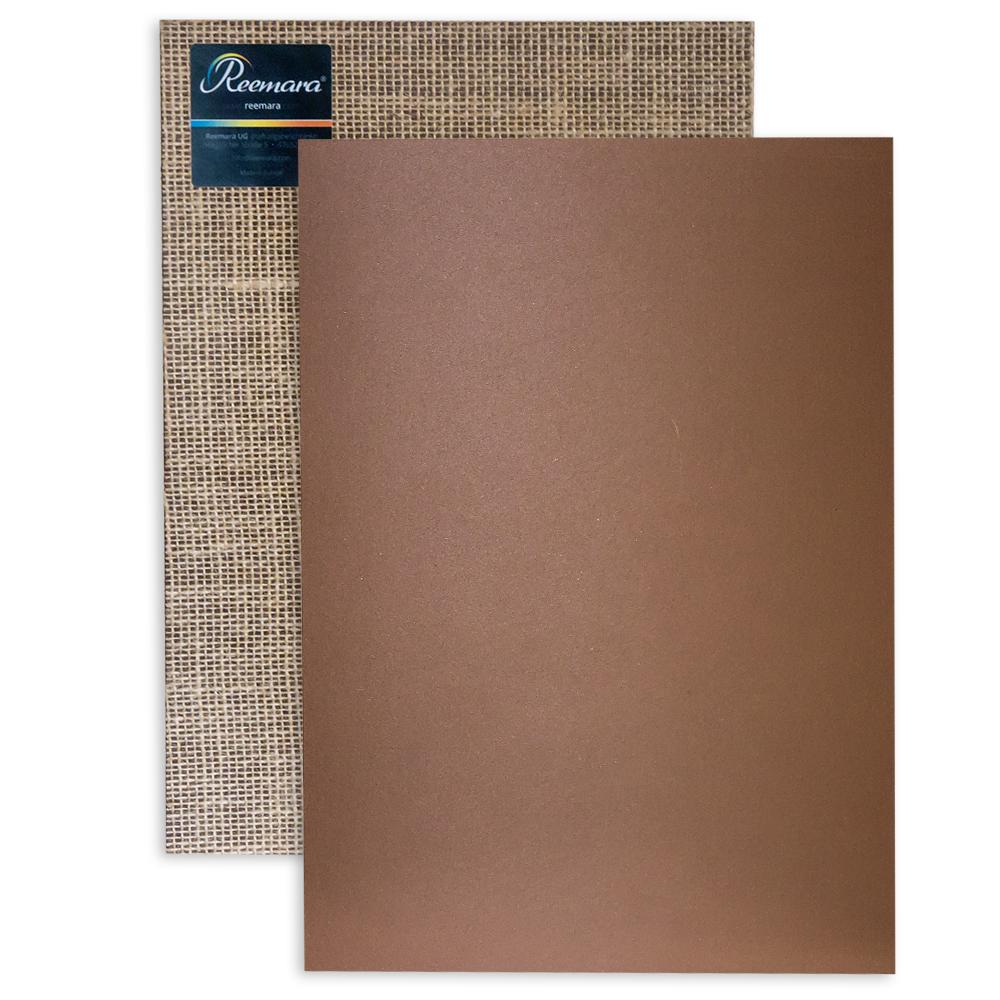 Reemara Linoleum Platte in DIN A4