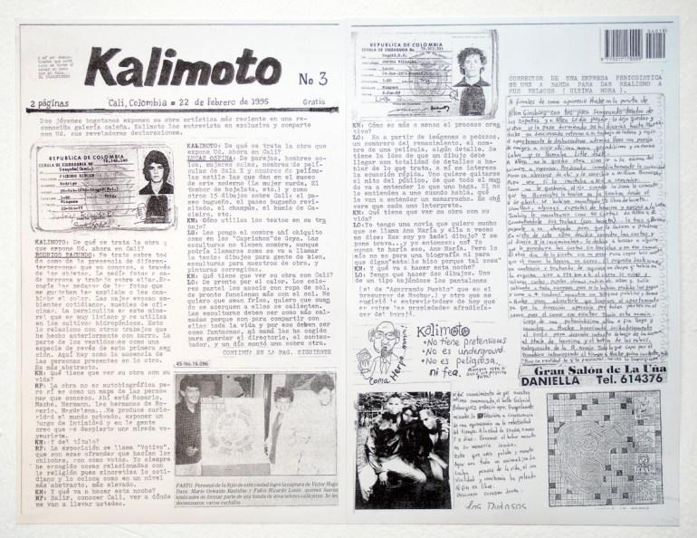 Kalimoto IIIFotocopia 1995