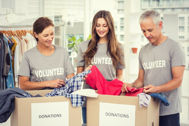 Making A Difference: The Benefits of Volunteering