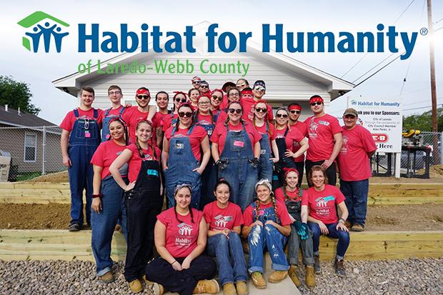 Not-for-Profit Spotlight: Habitat for Humanity Laredo