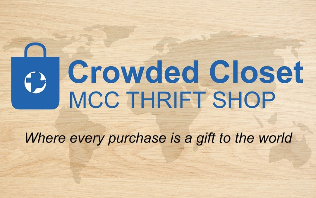 Not-for-Profit Spotlight: Crowded Closet Thrift Shop