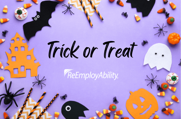 Trick or Treat with ReEmployAbility