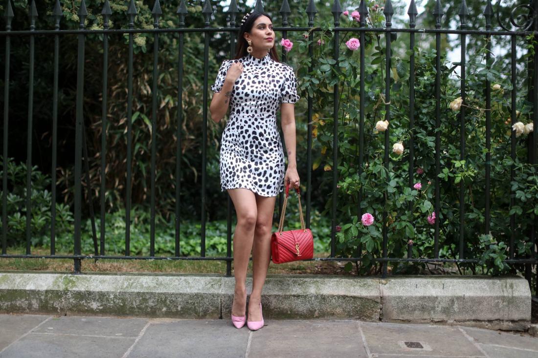 Reena Rai fashion and lifestyle blogger