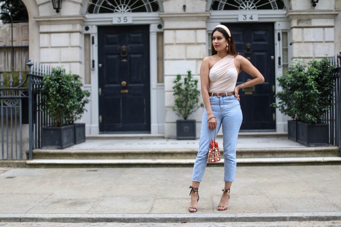 UK fashion blogger Reena Rai