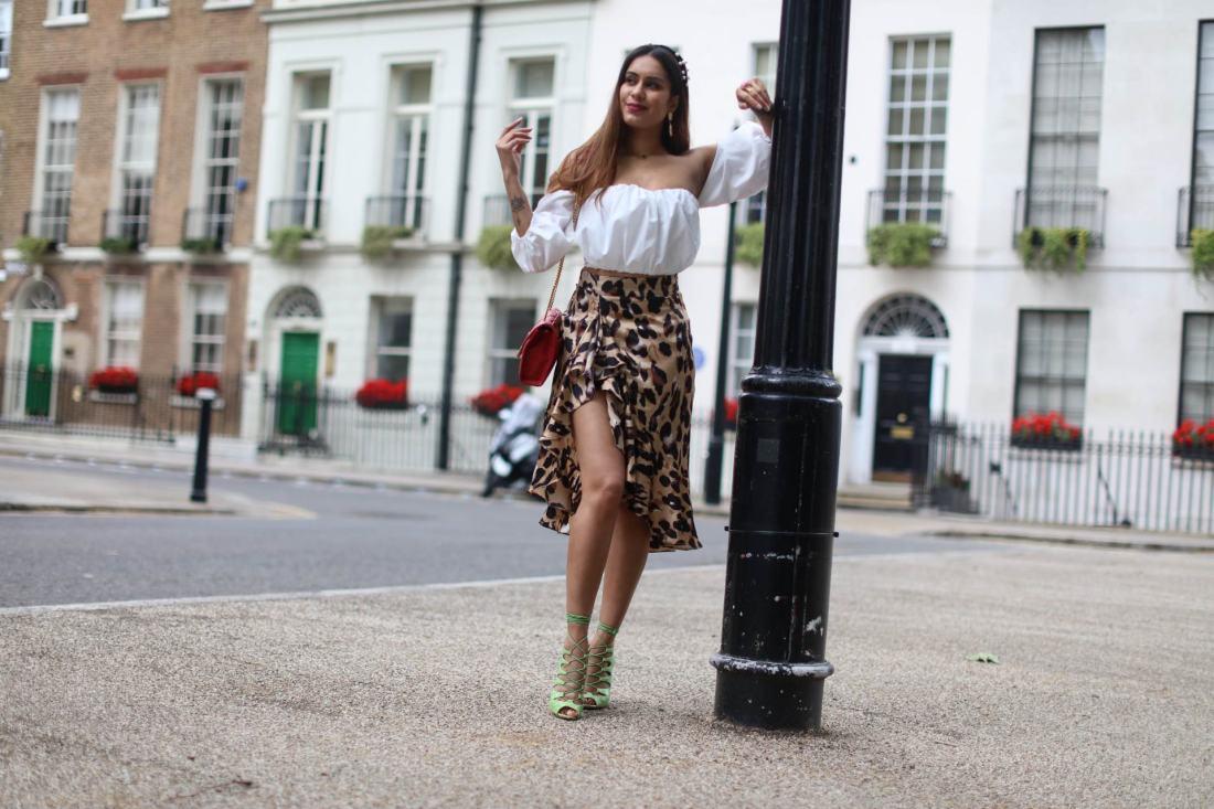 Sustainable fashion blog post by Reena Rai