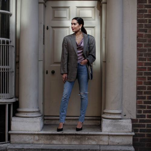 UK fashion and beauty blogger Reena Rai