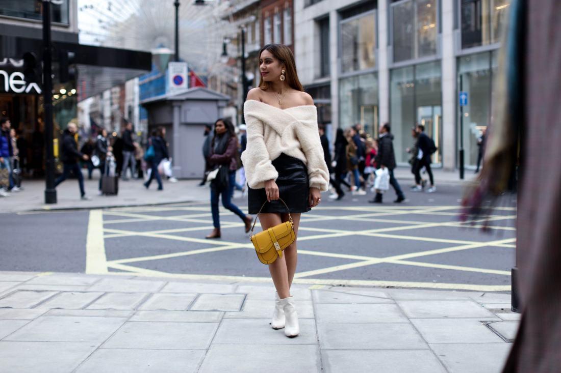 Reena Rai UK fashion blogger talks affordable handbags