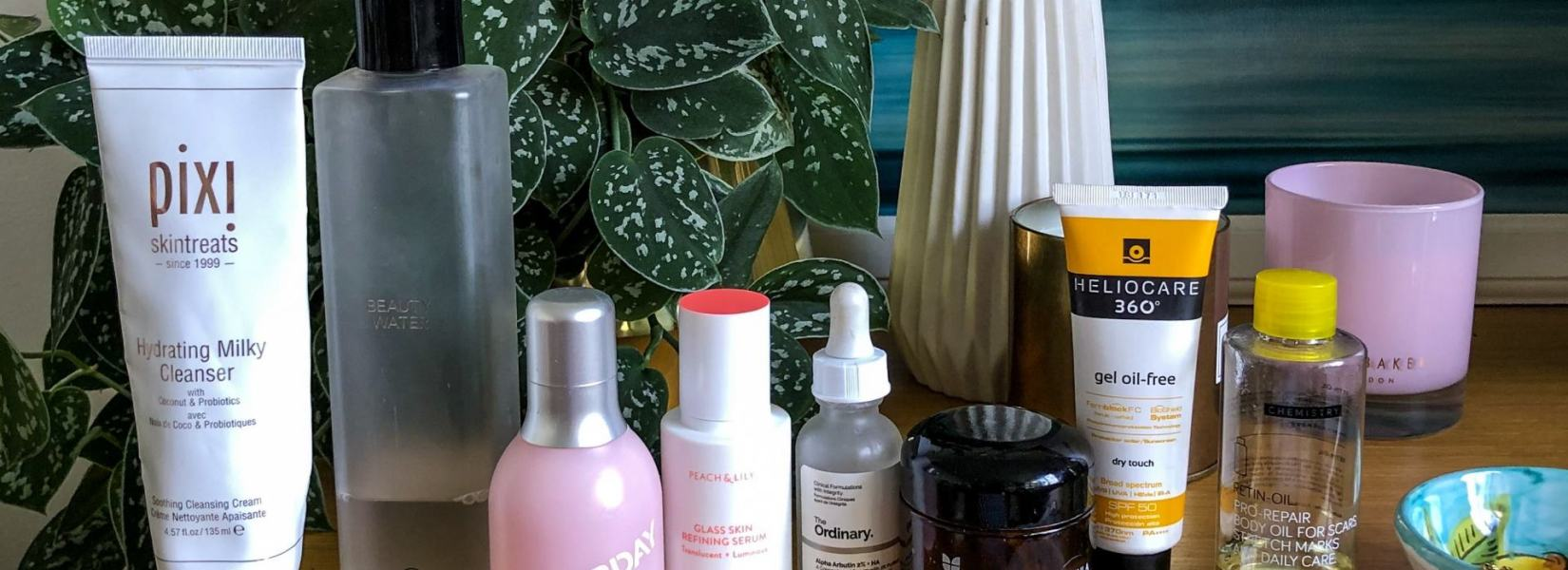 My Morning Skincare Routine For Oily Skin [ad]