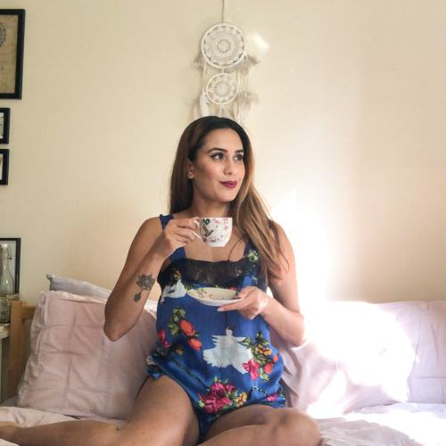 UK blogger Reena Rai discusses selfcare during coronavirus lockdown