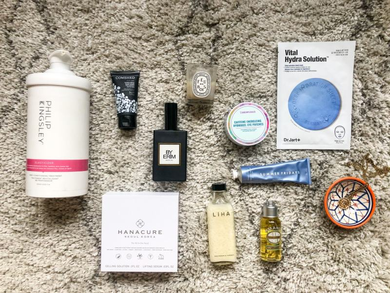spa day at home treatments