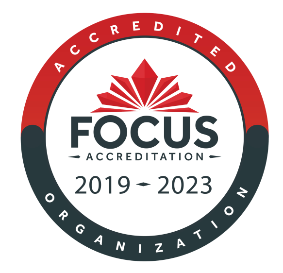 2019-2023 FOCUS Accredited