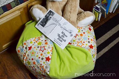 Childs Bean Bag Chair
