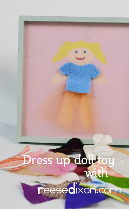 Dressup Doll Toy
