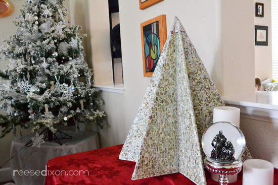 Foam Core Christmas Tree