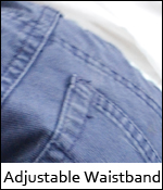 Adjustable Waistband
