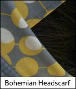 Bohemian Headscarf